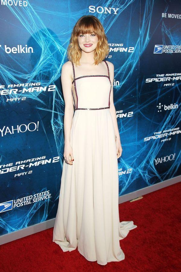 Emma Stone szépségtippjei / JOY.hu #emmastone #celebrity #beauty #stylepiration #redcarpet #spiderman