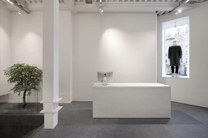 ETQ flagship store by studiojosvandijk, Amsterdam - Netherlands