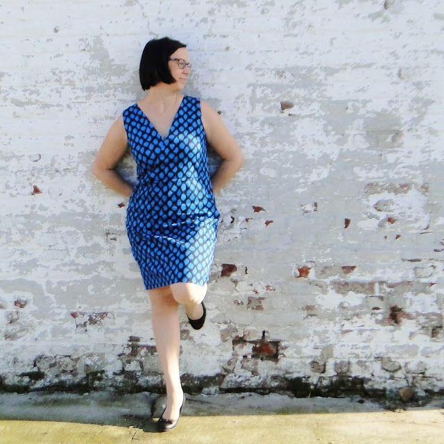 De Aiko TeRo jurk van Lieveke en zus: alweer eentje waar ik dol op ben! Check ook haar blog!