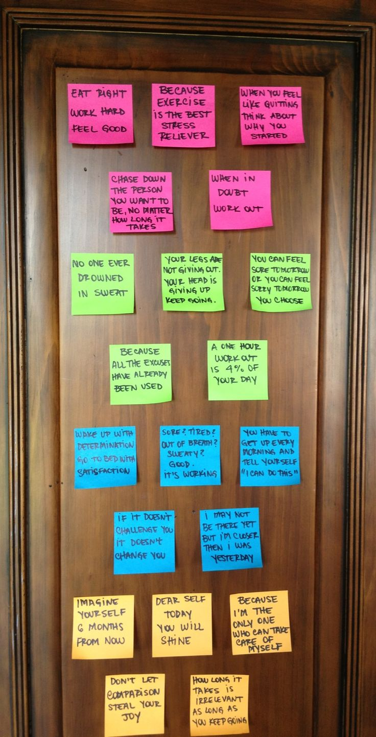 17 Best Ideas About Motivation Boards On Pinterest