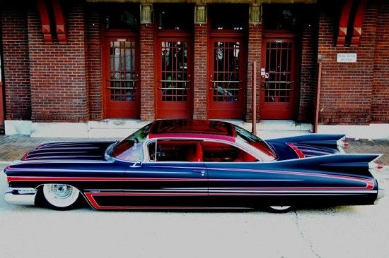1959 Cadillac coupe deville  Custom Classic Car Classifieds | Classic Car Sales