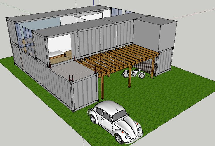 25 best ideas about container house price on pinterest container homes prices shipping - Homes made from shipping containers price ...