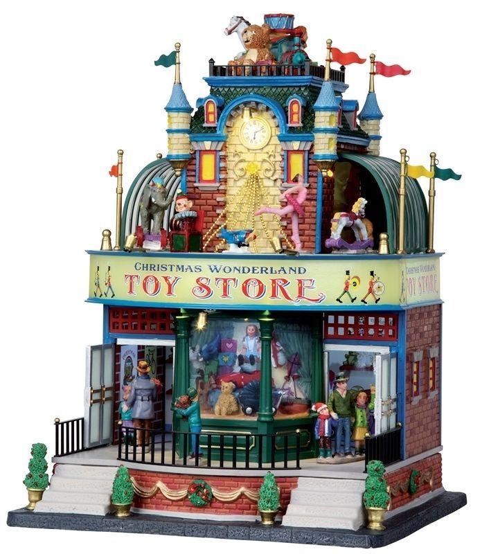 39 best Little Town, It's A Christmas Village images on Pinterest ...