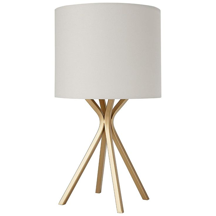 Pin By Maddie Safford On B G Club Tech Room Gold Table Lamp