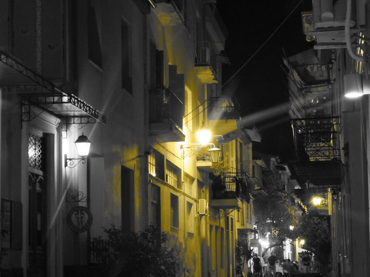 Streets, Nafplio