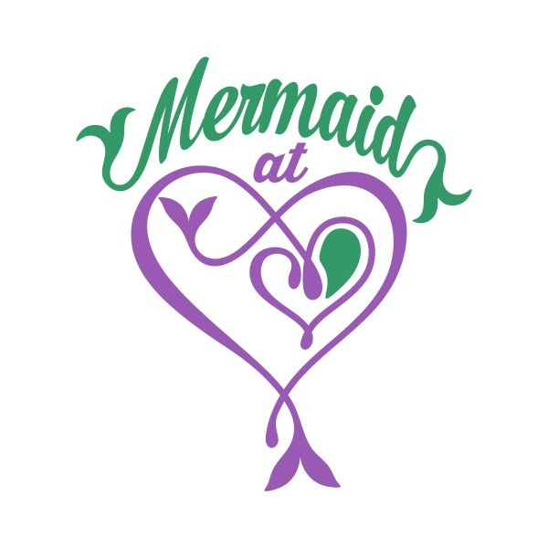 Toothpaste Two Font With Mermaid