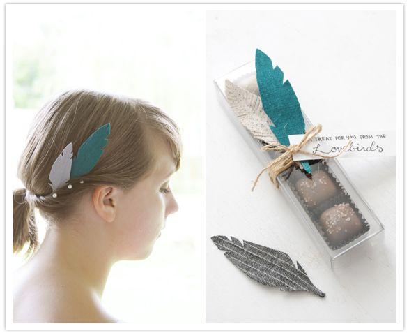 diy fabric feathers: Crafty Stuff, The Tela, Paper Feathers, Diy Fabrics, How To Make Fabrics Feathers, Diy Accessories, Art Ideas, Crafty Ninjas, Paper Crafts
