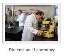 Omega Calibration's dimensional laboratory.