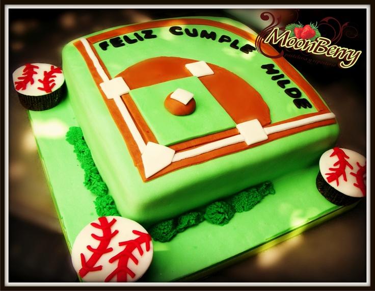 Beisbol Cake   PASTELES CON DISEÑOS ESPECIALES   Pinterest   Cake