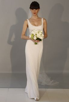 New  wedding dresses spring 2013 so elegant and simply and lovely. #Weddings #WeddingAttire