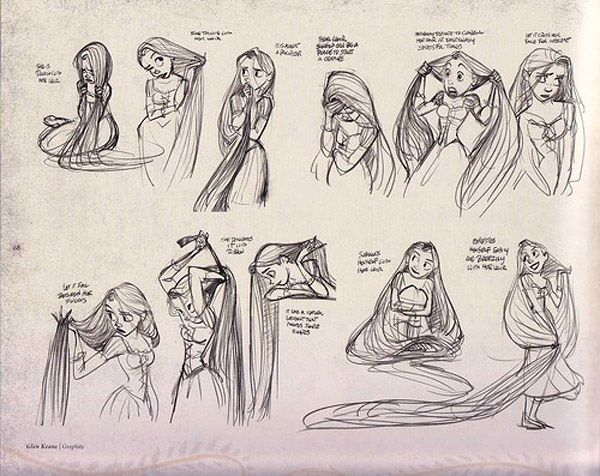 Tangled (2010) ★ || CHARACTER DESIGN REFERENCES™ (https://www.facebook.com/CharacterDesignReferences & https://www.pinterest.com/characterdesigh) • Love Character Design? Join the #CDChallenge (link→ https://www.facebook.com/groups/CharacterDesignChallenge) Share your unique vision of a theme, promote your art in a community of over 50.000 artists! || ★