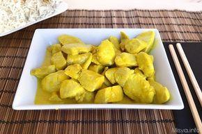 Mi sono innamorata del pollo al curry durante il mio viaggio di nozze in Thailandia, io e Ivano andavamo a pranzare dove vedevamo le persone del luogo