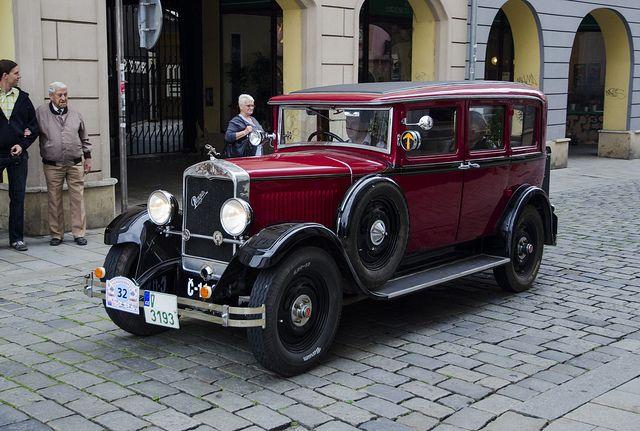 Praga Alfa (1932)
