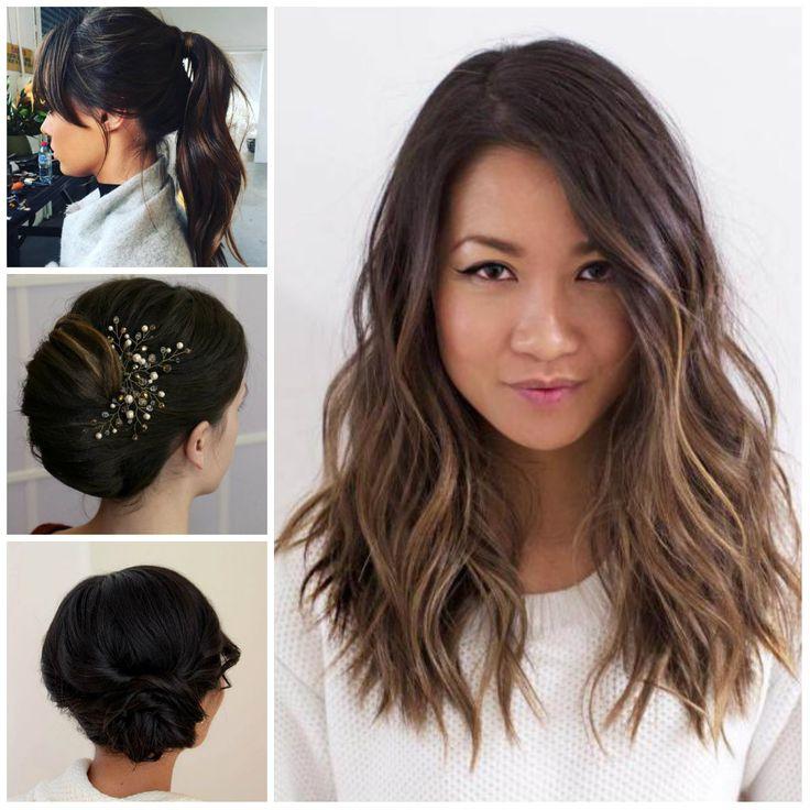 17 Best Ideas About Medium Brunette Hair On Pinterest