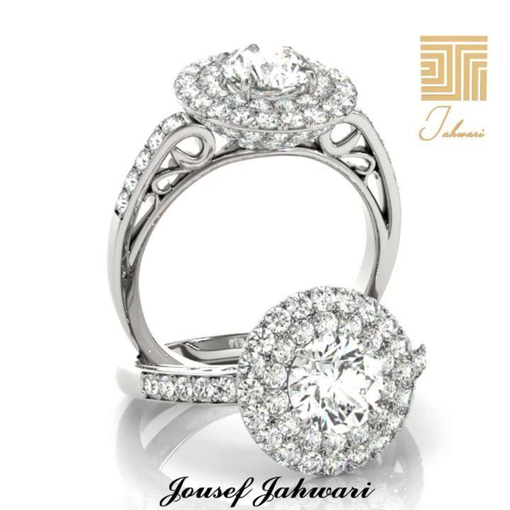 اجمعى بين الفخامة والبساطة والأناقة فى خاتم ساحر إذا كنت تفكرين فى اقتناء قطعة مجوهرات واحدة تمنحك إطلالة فاخرة بعيد ا عن الم Engagement Rings Jewelry Rings