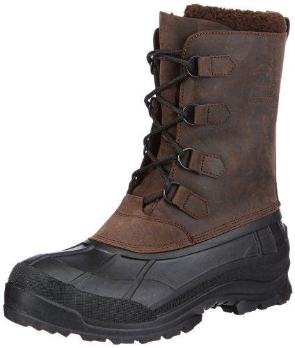 wow Kamik Men's Alborg Cold Weather Boot