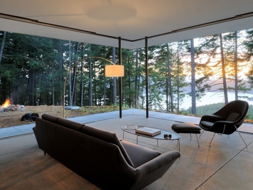 seattle forest house