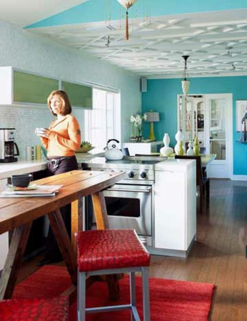 Die Renovierung einer Küche erfordert Kompromisse,aber diese Hausbesitzer haben alles,was sie wollen.Sie brauchen nichts hinzuzufügen.Altmodische Küchen...