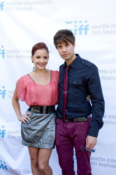 engaged vampires amy paffrath and drew seeley i kissed