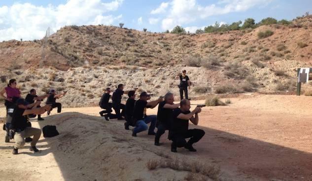 Guardias Civiles, preocupados por las medidas de seguridad en las prácticas de tiro