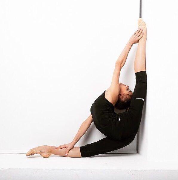 Pin By Norah On B A L L E T Flexibility Dance Gymnastics Flexibility Dance Workout