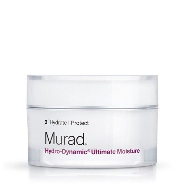 Murad Hydro-Dynamic Ultimate Moisture is a super-rich, non-greasy moisturizer…