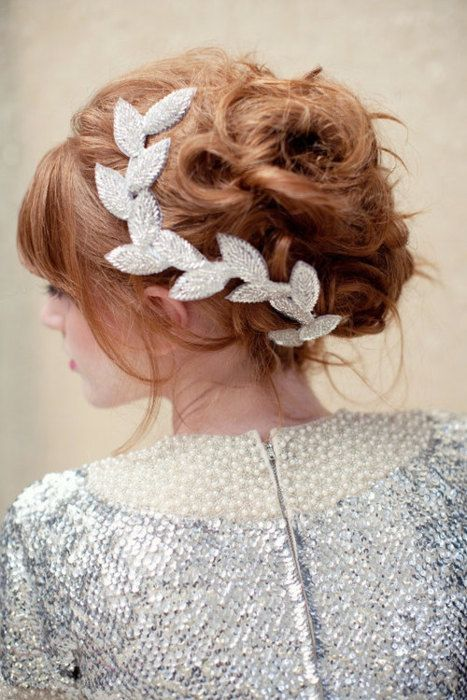 headband: Wedding Hair, Messy Hair, Head Pieces, Bridal Headpieces, Hair Pieces, Bridal Hair, Messy Buns, Hair Style, Hair Accessories