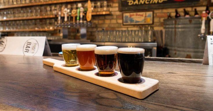 The 16 best beer bars in Toronto