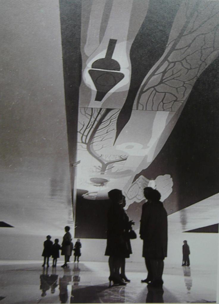 Exhibition design 1967