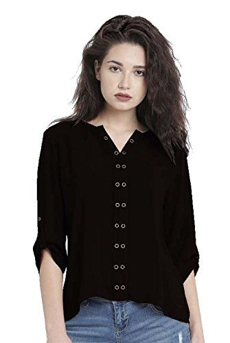 0a42ce4c461 ... girls long tops tops for jeans tops online tops at cheap rates. Leriya Fashion  Women s Stitched Diamond Crepe Plain Weste.