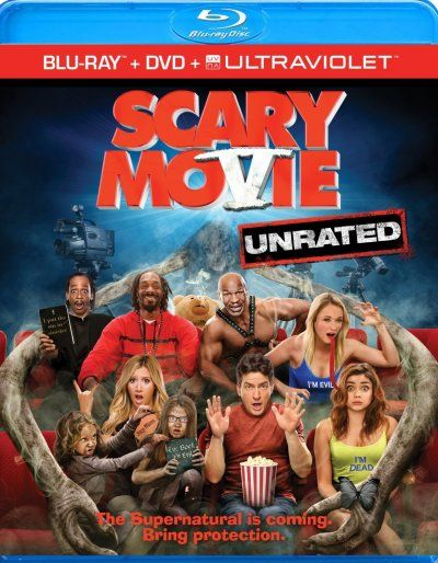 Scary Movie 5 DVD Review