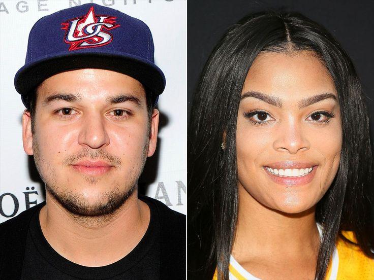 Rob Kardashian Is Dating Reality Star MehganJames