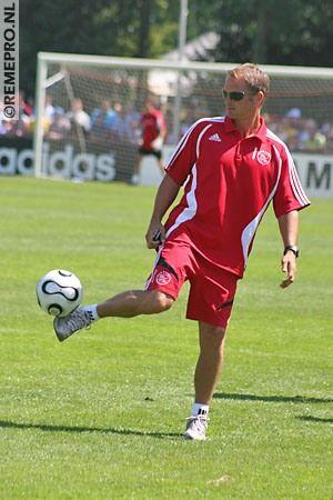 Frank De Boer, Ajax Amsterdam