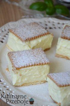 Napoleonka na herbatnikach – to szybkie i proste w wykonaniu ciasto bez pieczenia. Polecam je wszystkim, którzy uwielbiają maślano-budyniowe kremy :) Podane składniki dotyczą blaszki o wymiarach 23,5cm x 23,5cm. Więcej przepisów na ciasta bez pieczenia znajdziecie pod kategorią: Ciasta bez pieczenia – przepisy Polecam Wam również słynne ciasto 3 bit bez pieczenia :) tutaj […]