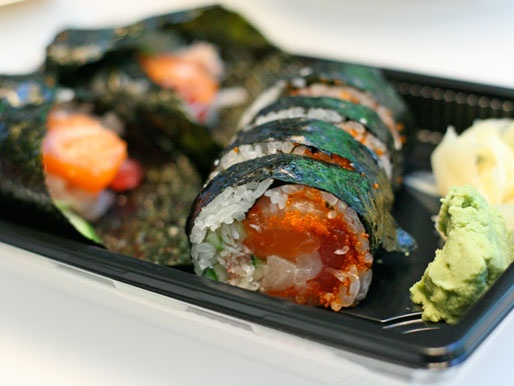 Lunch in the Loop: Kamehachi Sushi Café