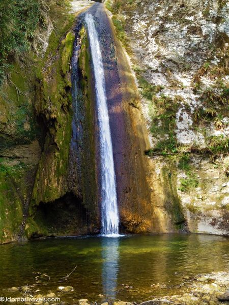 Hike the Parco delle Cascate!  Click to see more adventure activities to do in Lessinia Regional Park.