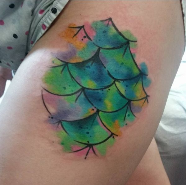 http://www.revelist.com/arts/mermaid-scales-tattoos/4313/Just look at these colors!/16/#/16
