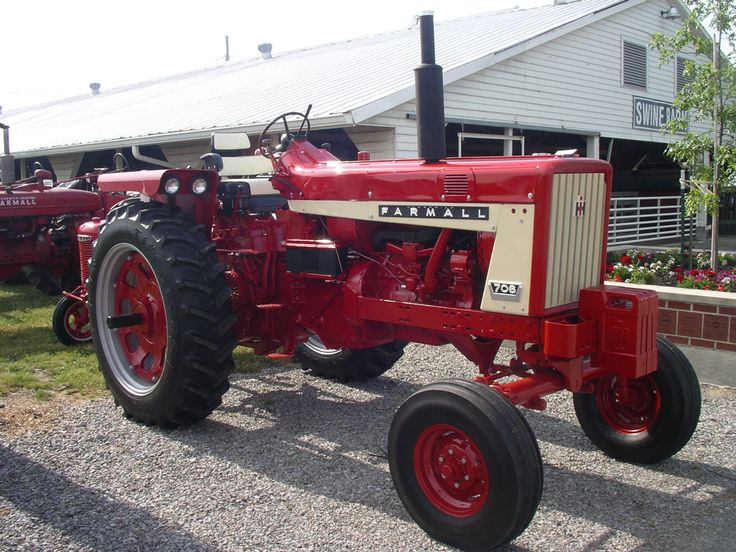 Antique Tractors In Ohio : Farmall red power round up lima oh pinterest