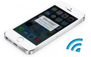 """Apple launcht ios7. Die Welt diskustieren über das Design und den Fingerabdruckscanner.  Aber die wahre Revolution ist die Beacon-fähigkeit von ios7. Wir versprechen Ihnen. In ein paar Wochen werden Sie in jedem 3. Shop (in der realen Welt) mit """"Willkommen"""" auf Ihrem Iphone begrüßt und bekommen vor den Verkaufsständen    Wir als Full Service Werbeagentur beraten Sie gern."""
