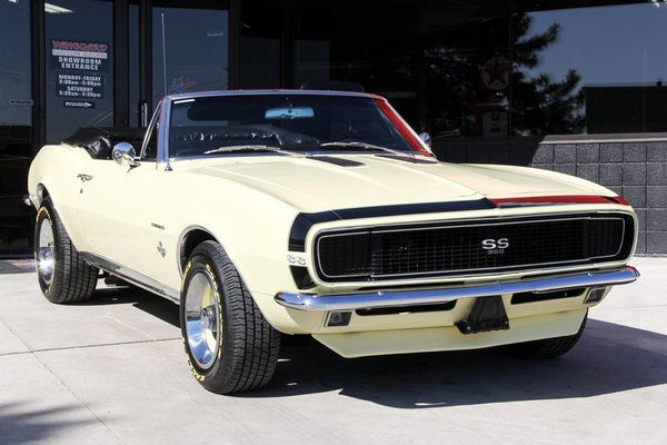 1967 Chevrolet Camaro Convertible for Sale in PLYMOUTH, MI | Collector Car Nation Classifieds