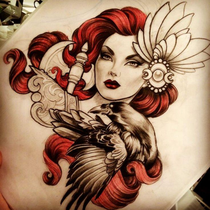 Done byTeniele Sadd. http://instagram.com/teniele