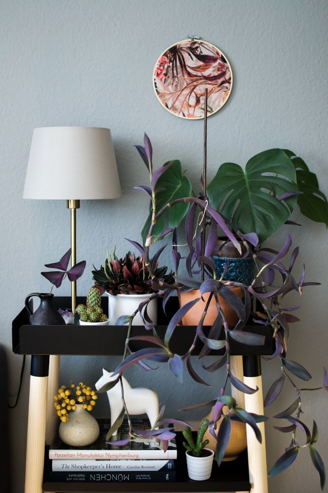 Urban Jungle Bloggers: Plant Shelfie II · Happy Interior Blog