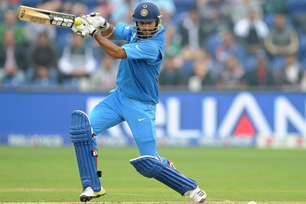 Images: India v Sri Lanka, Champions Trophy, 2nd semi-final, Cardiff, June 20, 2013. Fifties by Dhawan and Kohli seal eight-wicket win after Ishant Sharma and Ravichandran Ashwin take three wickets each in one-sided semifinal