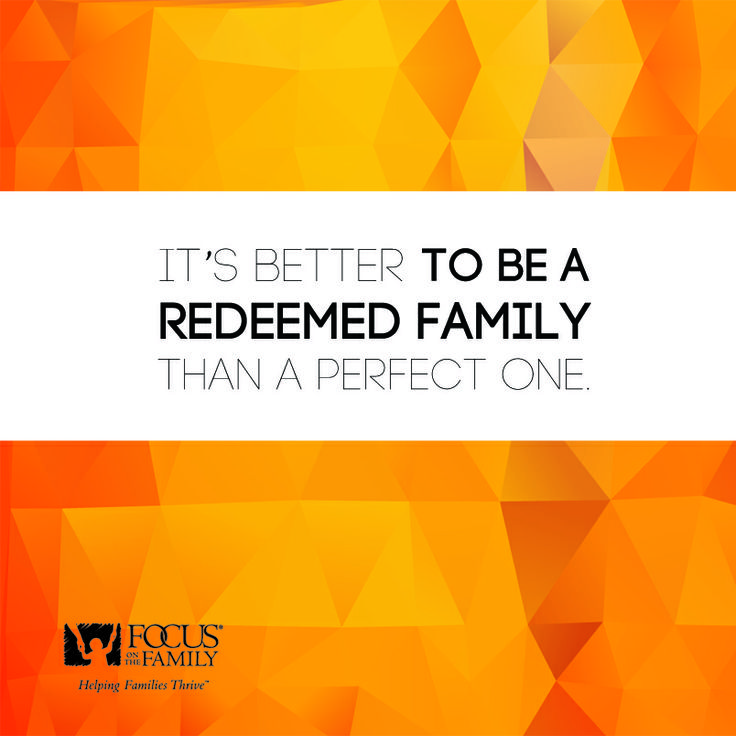 Is your family perfect? #Irreplaceable