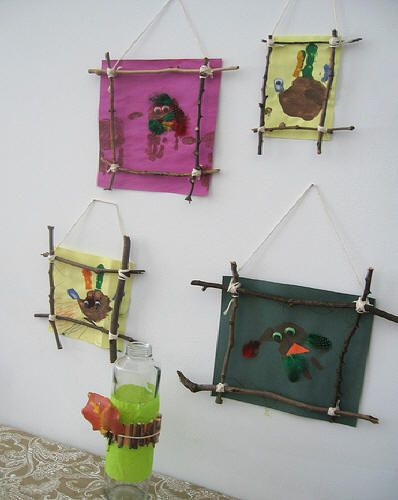creative picture frames crafts | Craft Activities > Kids Creative Craft