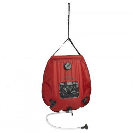 Buy Solar Shower Deluxe - Red online at Kathmandu