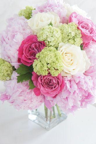 Serendipity Flower(セレンディピティフラワー)  芍薬とローズのブーケ♡