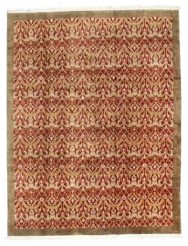 A Modern Tibetan Carpet Never Used 21st Century 348 X 268 Cm 54304 Bruun Rasmussen Auctioneers Of Fine Art In 2020