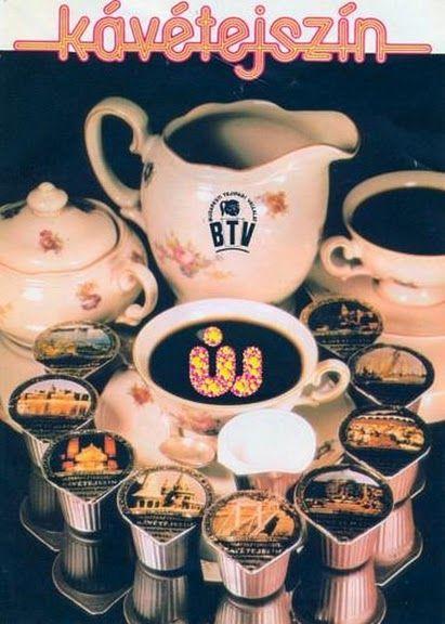Kávétejszín 1982