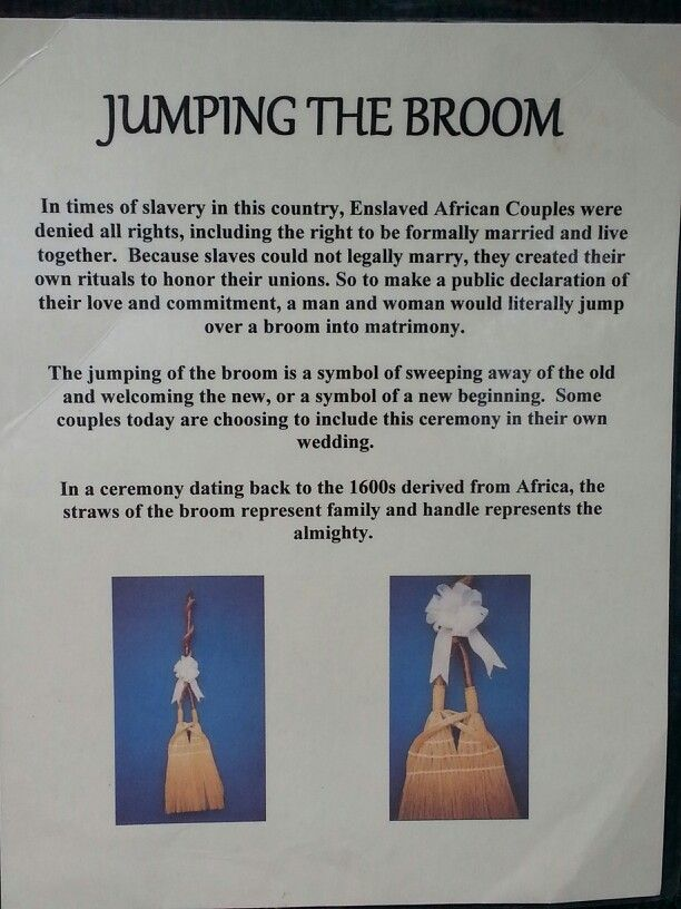 69 Best Jumping The Broom Cynthia Images On Pinterest Wedding